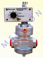 High capacity autodrain
