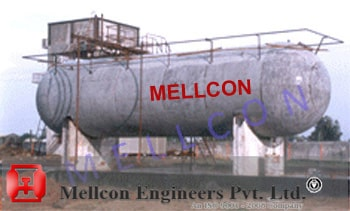 Lpg Bullet Liquified Petroleum Gas Propane Gas Storage