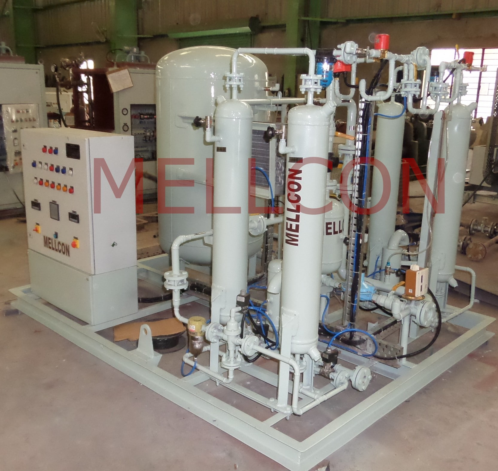 Air Pressurisation Equipments APE