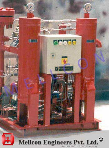 Packaged Compressed Dry Air Plant Gas Dryer Dehydrator Air