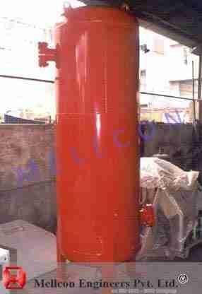 Air Receiver Storage Tank