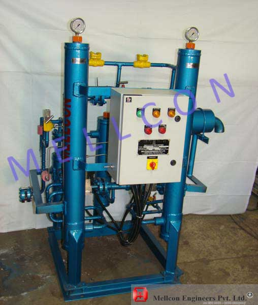 High Pressure Heatless Air Dryer