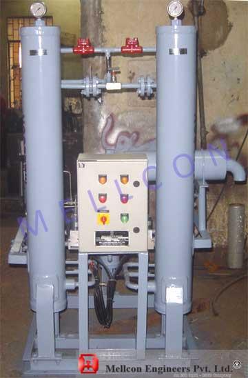 High Pressure Heatless Air Dryer