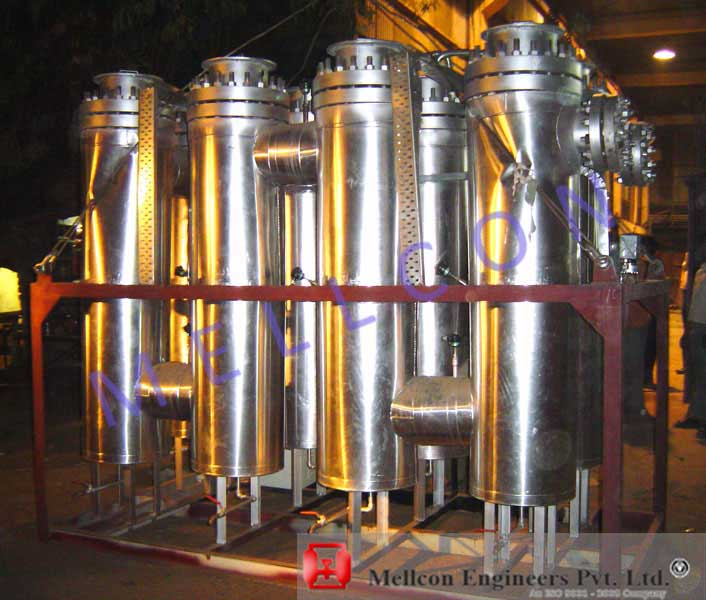 Hot Air Blowing Equipment