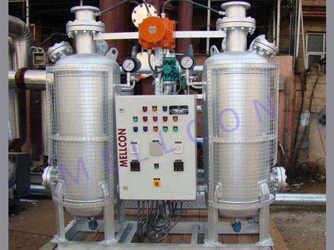 Air Dryer Heat Regenerative Compressed Air Dryer Dessicant