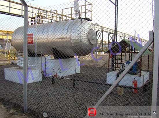Liquid Co2 Storage Tank