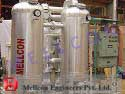 Split Flow - No Purge Loss Compressed Air Dryer