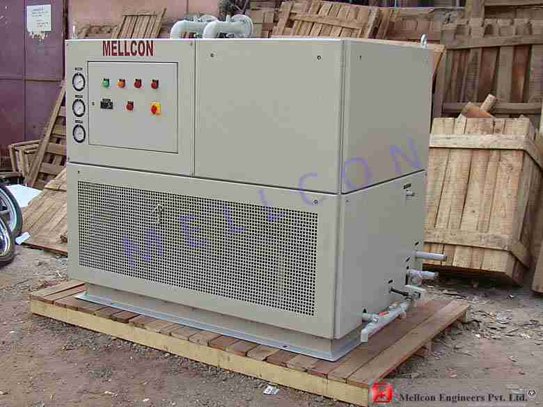 Water Cooled Water/Brine Chillers Up to 150 TR