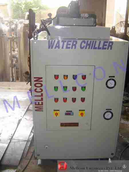 Air Cooled Water Chiller Upto 40 Tr