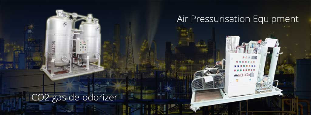 Air pressurisation Equipment