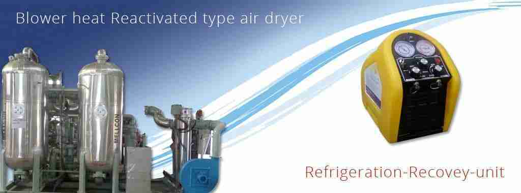 Blower Heat Reactivated type air dryer