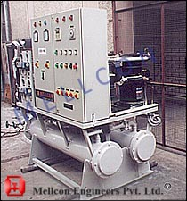 water chillers for liquid & process cooling systems